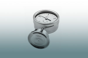 Diaphragm seals for food / bio / pharmaceutical industry