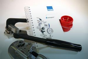 Montagedetaljer & verktyg
