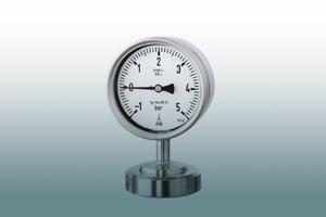 Recommendation for bourdon tube pressure gauges