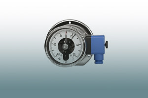 Thermometers with electrical additional accessory