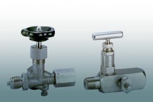 Manometer ventil